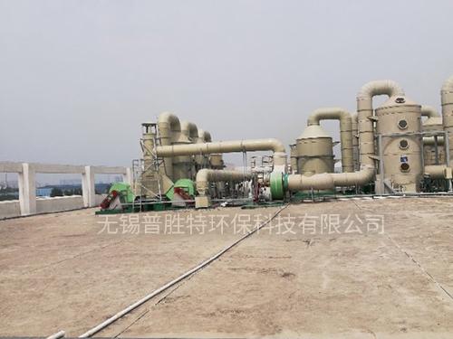 废气净化塔工程